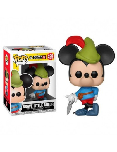 POP! MICKEYS 90th - BRAVE LITTLE TAILOR