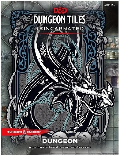 DUNGEONS & DRAGONS: DUNGEON TILES REINCARNATED DUNGEON