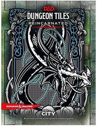DUNGEONS & DRAGONS: DUNGEON TILES REINCARNATED CITY