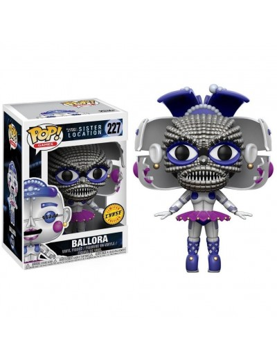 POP! GAMES FIVE NIGHTS AT FREDDY'S - BALLORA ACTION