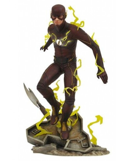 DC COMICS - FIGURA FLASH TV