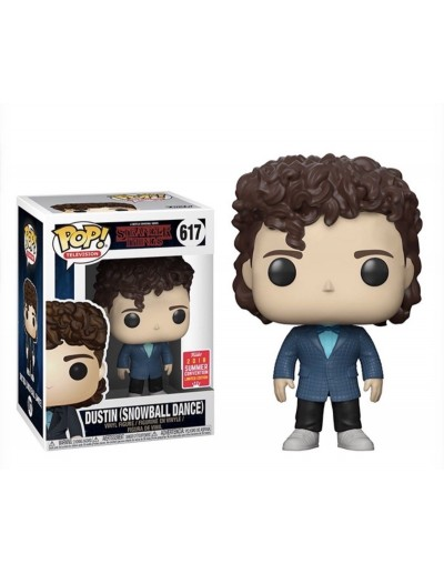 POP! STRANGER THINGS - DUSTIN SNOWBALL DANCE (Exclusive)