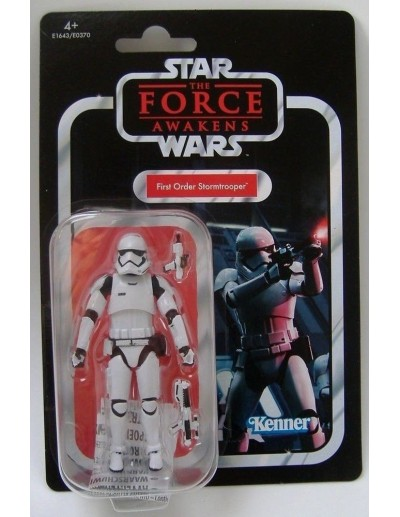 STAR WARS FIRST ORDER STORMTROOPER VINTAGE COLLECTION