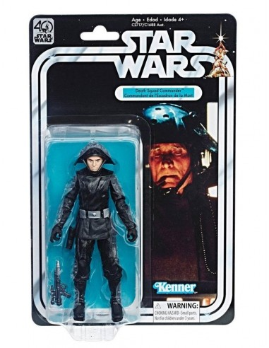 STAR WARS 40º ANIVERSARIO - DEATH SQUAD COMMANDER