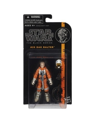 STAR WARS THE BLACK SERIES - DAK RALTER