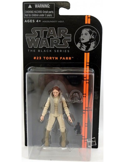 STAR WARS THE BLACK SERIES - TORYN FARR