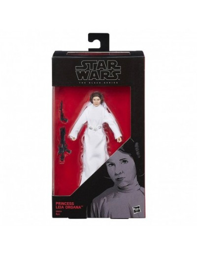 STAR WARS THE BLACK SERIES - PRINCESS LEIA ORGANA