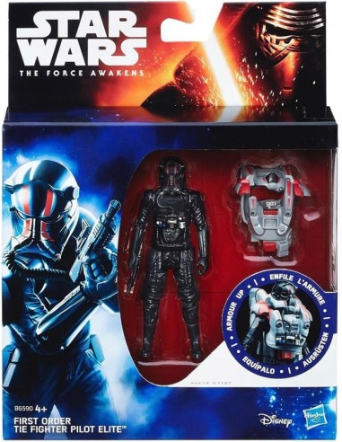 STAR WARS EPISODIO VII - TIE FIGHTER PILOT ELITE FIRST ORDER