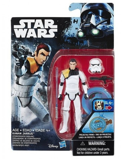 STAR WARS REBELS - KANAN JARRUS STORMTROOPER