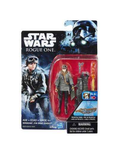 STAR WARS ROGUE ONE - SERGEANT JYN ERSO (EADU)