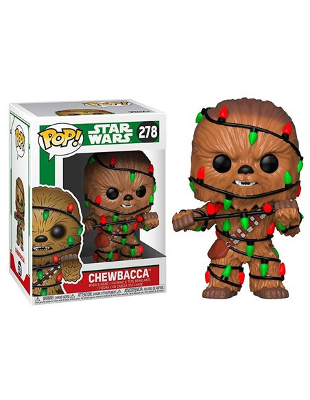 POP! STAR WARS - CHEWBACCA HOLIDAY