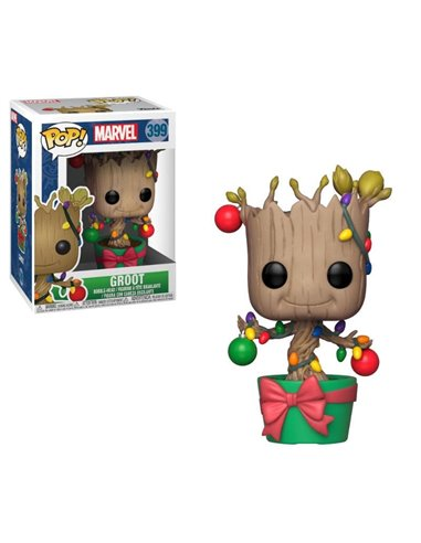 POP! MARVEL - GROOT HOLIDAY