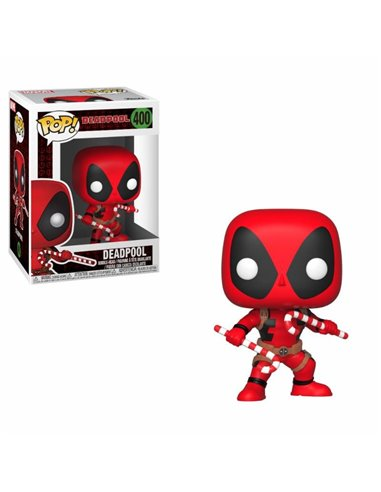 POP! MARVEL - DEADPOOL HOLIDAY