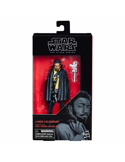 STAR WARS THE BLACK SERIES - LANDO CALRISSIAN