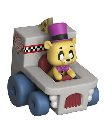 FIVE NIGHTS AT FREDDY´S SUPER RACER DIECAST GOLDEN FREDDY