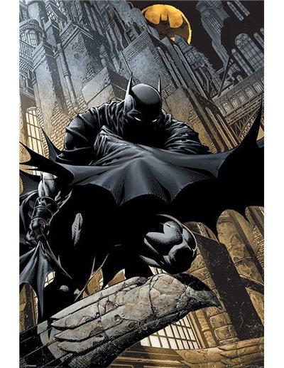 DC COMICS POSTER BATMAN NIGHT WATCH