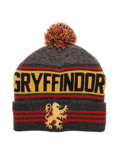 HARRY POTTER GORRO GRYFFINDOR LOGO