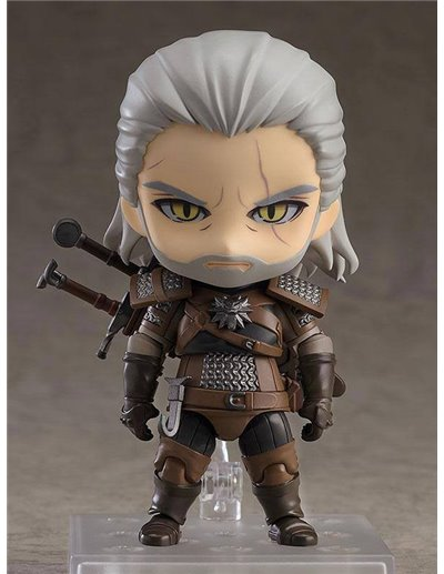 NENDOROID THE WITCHER 3 WILD HUNT - GERLAT (Heo Exclusive)