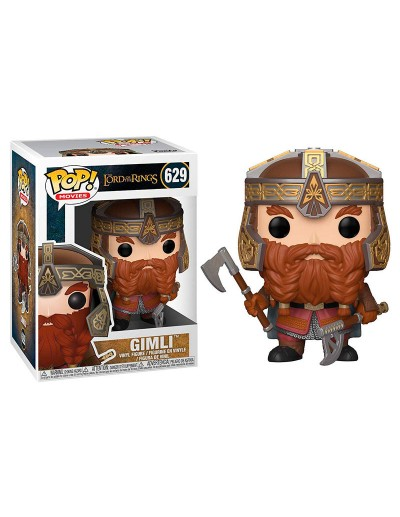 POP! LORD OF THE RINGS - GIMLI