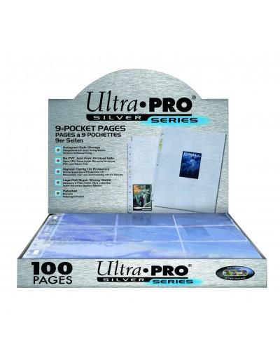 Ultra Pro - Pack de Hojas...