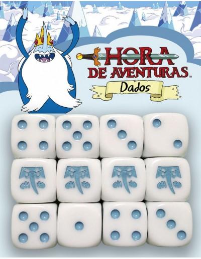 DADOS HORA DE AVENTURAS:...