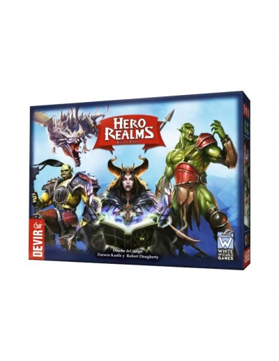 Hero Realms Set de Inicio...