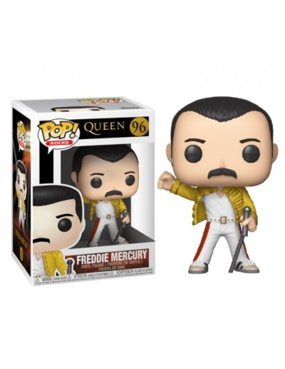 POP! Rock´s Queen - Freddie...