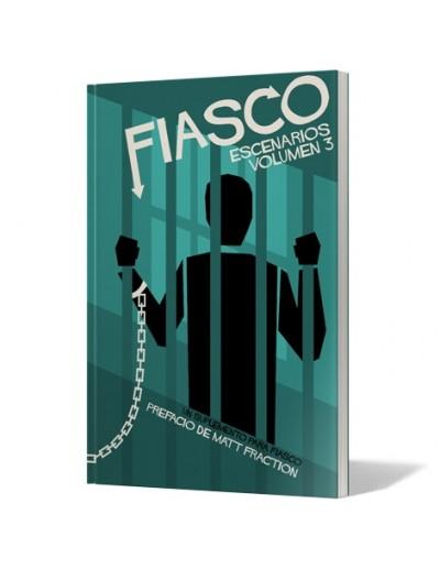 FIASCO - ESCENARIOS VOLUMEN 3