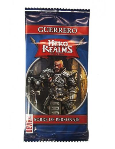 HERO REALMS: GUERRERO SOBRE...