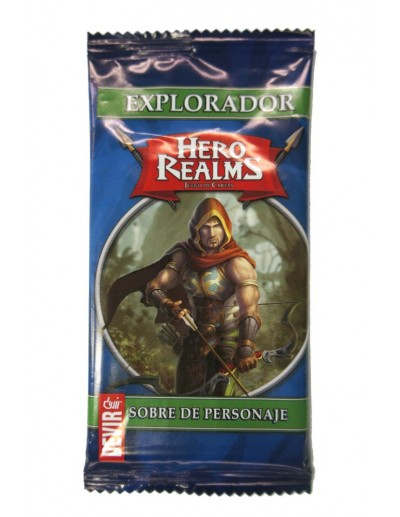 HERO REALMS: EXPLORADOR...