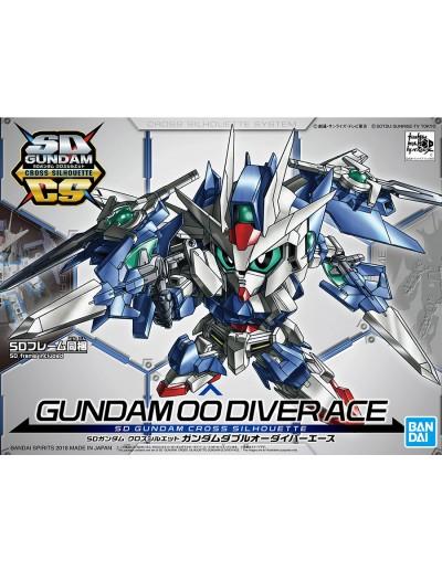 SD Cross Silhouette Gundam...