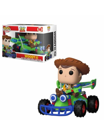 POP! Toy Story - Woody With RC