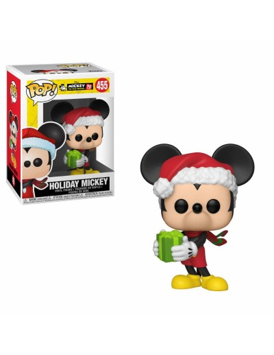 POP! Mickey 90th - Holiday...