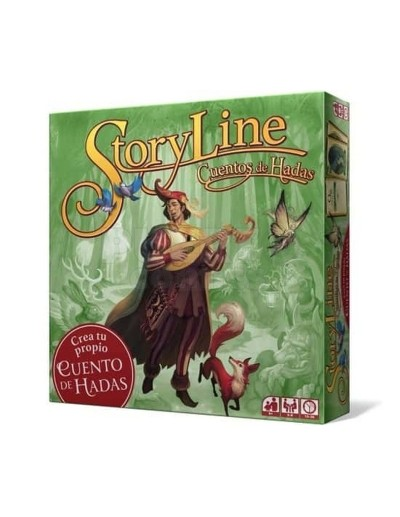 Storyline Cuentos de Hadas...