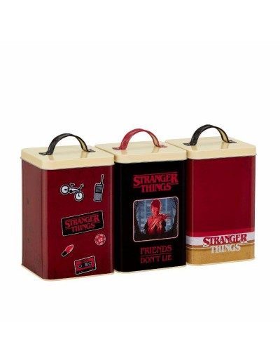 Stranger Things Pack Botes...