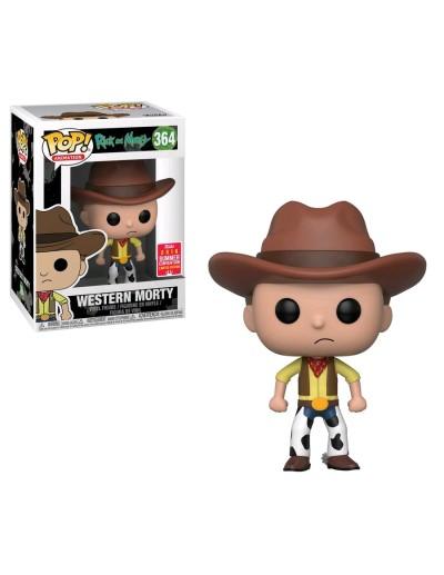 POP! Rick & Morty - Western...