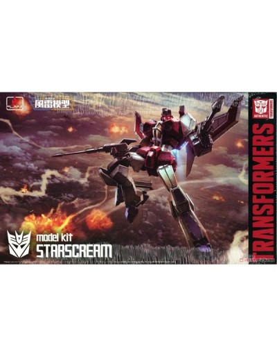 Transformers - Starscream...