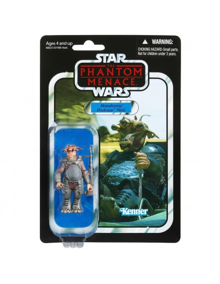 MAWHONIC PODRACER PILOT VINTAGE COLLECTION