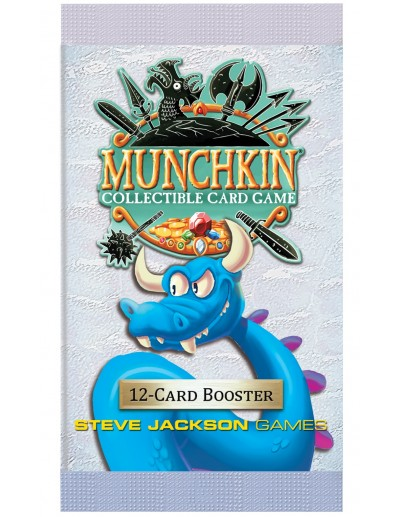 Munchkin TCG - Booster Pack...