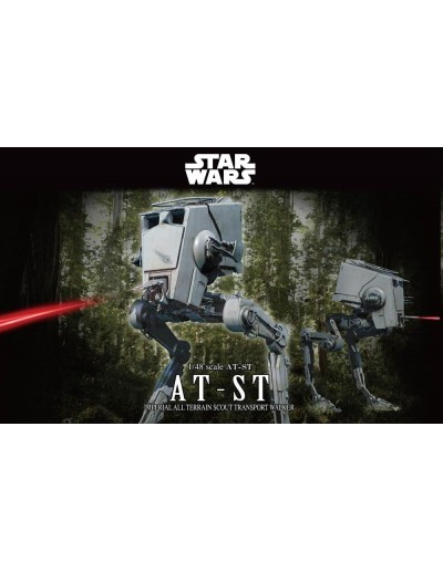 1/48 Star Wars AT-ST