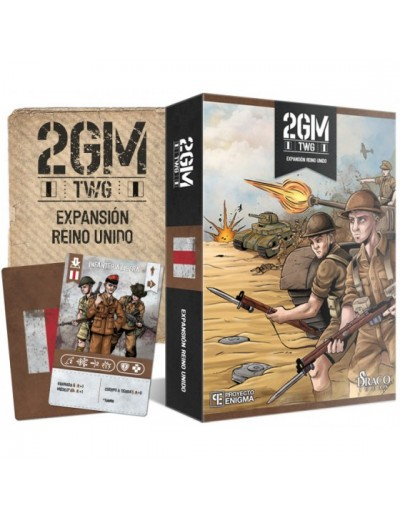 2GM Tactics: Reino Unido...