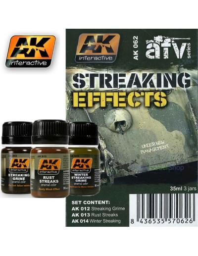 AK 062 - Pack De Pintura...