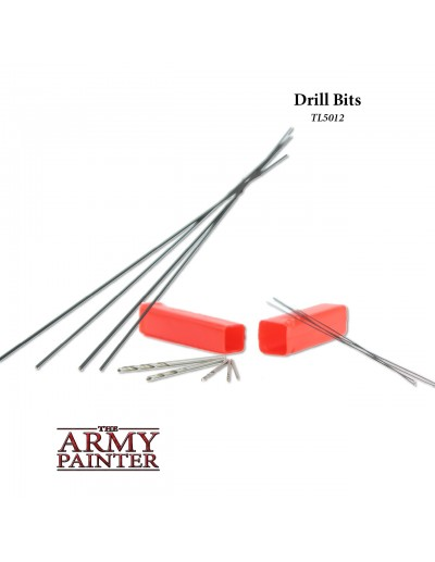 Army Painter - Spare Drills...