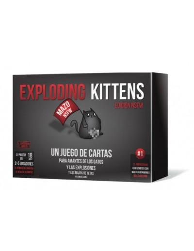 Exploding Kittens NSFW...