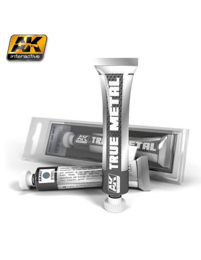 AK 457 - True Metal Steel