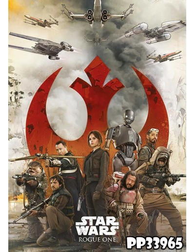 Star Wars Póster Rogue One...