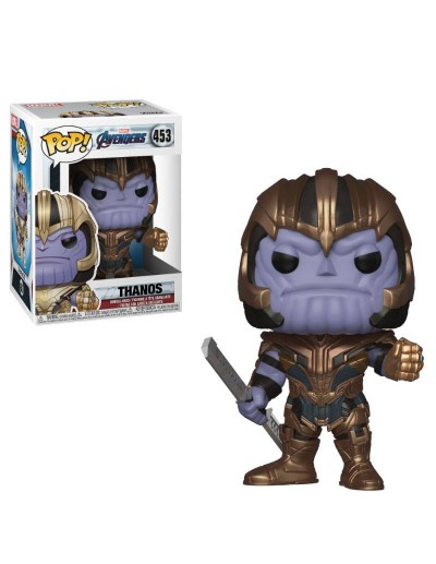 POP! MARVEL AVENGERS...