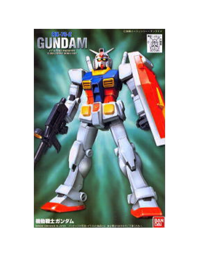 1/144 RX-78-2 Gundam