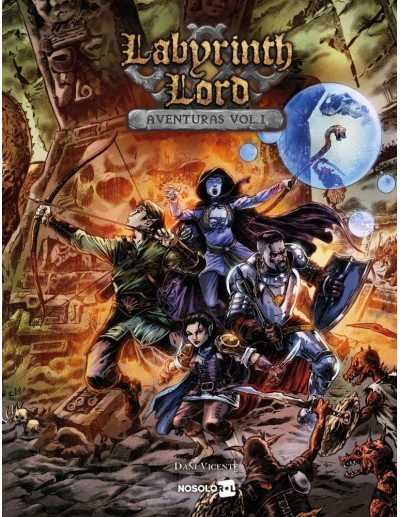 Labyrith Lord: Aventuras...