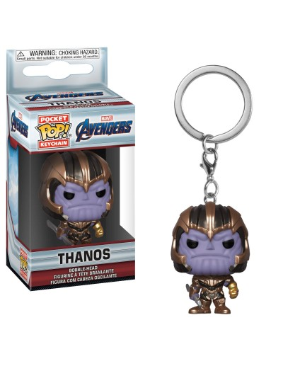 POP! Llavero Marvel Thanos
